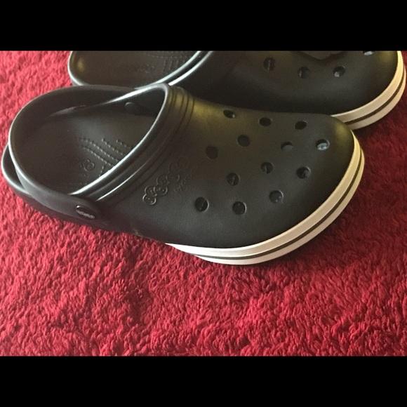 5fdead7a40029 CROCS Shoes | Jibbitz Kilby Clog Mule Black | Poshmark